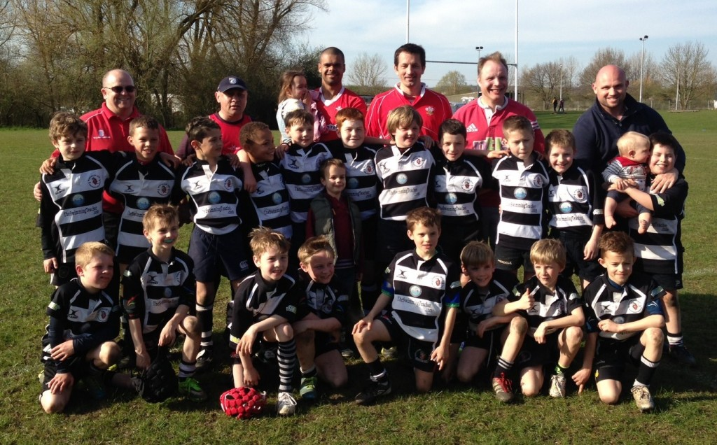Pontyclun Junior Rugby Team