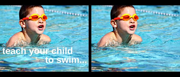learn to swim by benjamin roberts